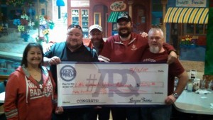 2nd place local, winners of $200 local prize! 4012WI - Little Lebowski Urban Achievers