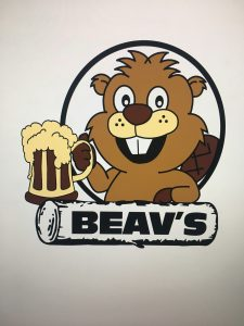 Beav's Plum City Logo